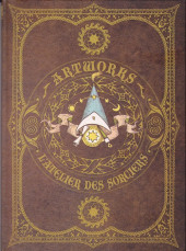 Verso de L'atelier des sorciers -HS1- Artworks