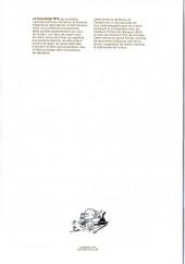 Verso de Spirou et Fantasio (L'intégrale Version Originale) -9- La mauvaise tête