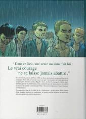 Verso de Les innocents coupables - Tome INT