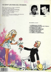 Verso de Olivier Rameau -2c1985- La Bulle de si-c'était-vrai