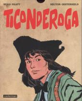 Verso de Ticonderoga -COF- Intégrale