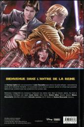 Verso de Star Wars - La Citadelle hurlante
