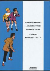 Verso de Alex, Eurêka et l'inspecteur Lestaque -INT5- Lestaque se déchaine