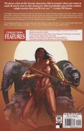 Verso de Lord of the Jungle -TP1- Volume 1