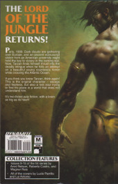 Verso de Lord of the Jungle -TP2- Volume 2