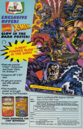 Verso de Ghost Rider 2099 (Marvel comics - 1994) -3- Search and destroy