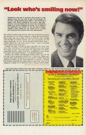 Verso de Son of Satan (The) (Marvel comics - 1975) -3- Demon's head