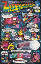 Verso de Hellstorm: Prince of lies (Marvel comics - 1993) -2- Strange encounters