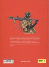 Verso de Tempête sur Bangui - Tome 1