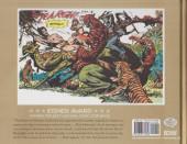 Verso de Tarzan: The Complete Russ Manning Newspaper Strips (2013) -3- Volume Three: 1971-1974