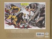 Verso de Tarzan: The Complete Russ Manning Newspaper Strips (2013) -4- Volume Four: 1974-1979