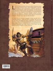 Verso de Les chroniques de Conan -22- 1986 (II)
