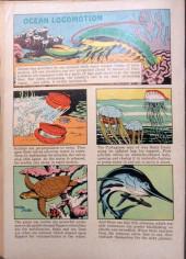 Verso de Sea Hunt (Dell - 1960) -4- (sans titre)