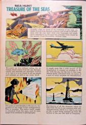 Verso de Sea Hunt (Dell - 1960) -6- (sans titre)