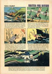 Verso de Sea Hunt (Dell - 1960) -7- (sans titre)