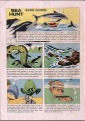 Verso de Sea Hunt (Dell - 1960) -8- (sans titre)