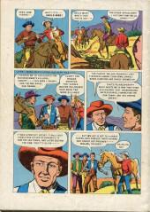 Verso de Roy Rogers' Trigger (Dell - 1951) -9- (sans titre)