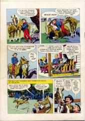Verso de Roy Rogers' Trigger (Dell - 1951) -11- (sans titre)