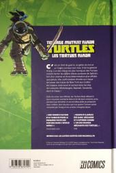 Verso de Teenage Mutant Ninja Turtles - Les Tortues Ninja (HiComics) -1- La Guerre de Krang