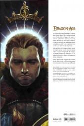 Verso de Dragon Age (Gaider/Freed/Hardin) - Dragon Age
