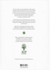 Verso de Marsupilami - Des histoires courtes par... -2ES- Tome 2