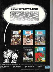 Verso de Spirou et Fantasio -15c74- Z comme zorglub