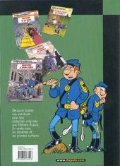 Verso de Les tuniques Bleues -24Pir- Baby Blue