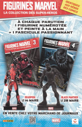 Verso de X-Men Universe (Marvel France - 2017) -3- Armes de destruction mutante (2/2)