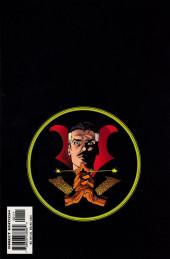 Verso de Doctor Strange (1974) -SP- What is it that disturbs you Stephen?