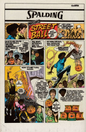 Verso de Doctor Strange (1974) -30- A gathering of fear