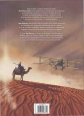 Verso de L'aéropostale - Des pilotes de légende -INT- Intégrale - Tomes 1 à 3