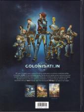Verso de Colonisation -2- Perdition