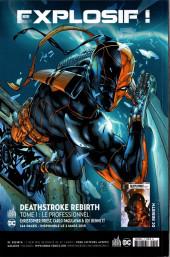 Verso de Suicide Squad Rebirth (DC Presse) -9- Numéro 9