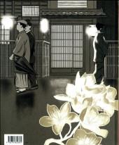 Verso de Geisha, ou le jeu du shamisen -2- Deuxième partie