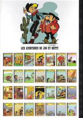 Verso de Jim L'astucieux (Les aventures de) - Jim Aydumien -26- Rira bien...