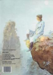 Verso de Le moine fou -2c94- La mémoire de pierre