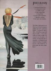 Verso de Jessica Blandy -4a1992- Nuits couleur blues
