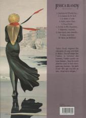 Verso de Jessica Blandy -6a1994- Au loin, la fille d'Ipanema...