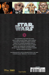 Verso de Star Wars - Légendes - La Collection (Hachette) -6368- X-Wing Rogue Squadron - VII. Requiem pour un pilote