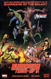 Verso de Thor Vol.4 (Marvel comics - 2014) -4- Thor VS. Thor