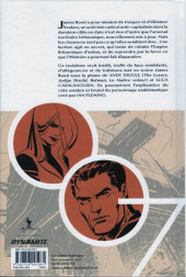 Verso de James Bond (Delcourt) -3- Hammerhead