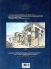Verso de Les deux Cœurs de l'Égypte -1- La barque des milliers d'années