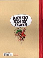 Verso de Iznogoud - La Collection (Hachette) -8- Tome 8