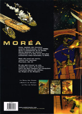 Verso de Moréa -3- Le feu du temps