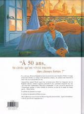 Verso de Une nuit à Rome -3- Tome 3