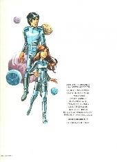 Verso de Valérian -2c1984- L'empire des mille planètes