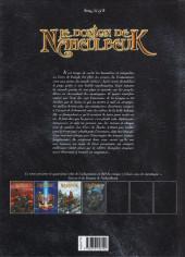 Verso de Le donjon de Naheulbeuk -22- Tome 22