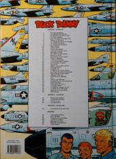 Verso de Buck Danny -21d2011- Un prototype a disparu !