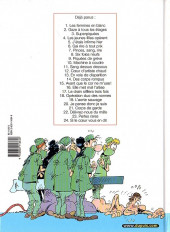 Verso de Les femmes en Blanc -6b2003- Gai rire à tout prix