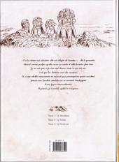 Verso de Mémoires d'un paysan bas-breton -2- Le soldat